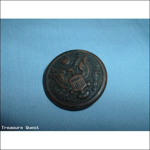Early 1900's Military Button